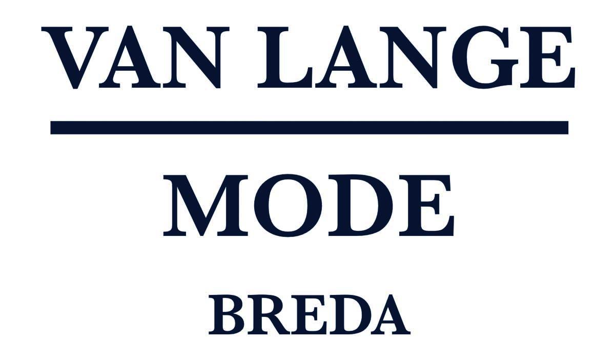 Logo Van Lange Mode Breda