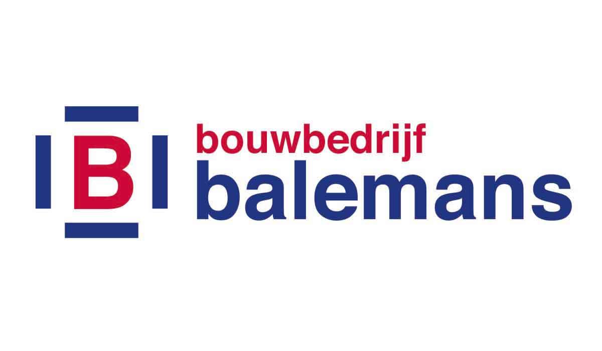 logo bouwbedrijf Balemans