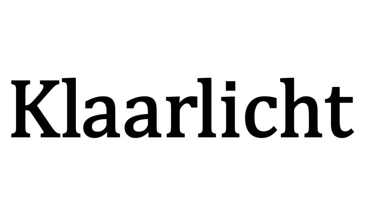 klaarlicht logo sponsor