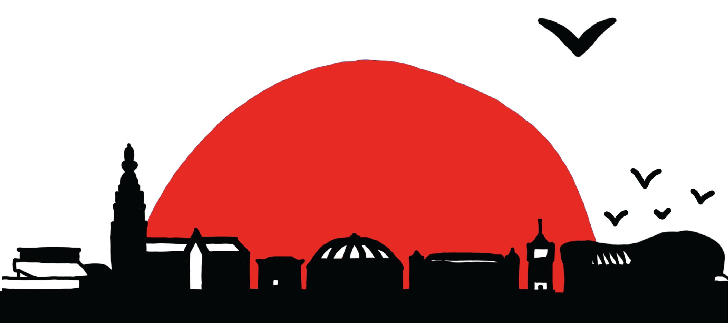 revealing new horizons logo TedxBreda 2021